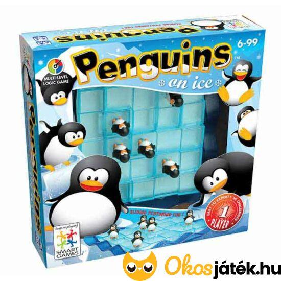 Pingvinek a jégen Smart Games logikai játék - Penguins on ice (GA)