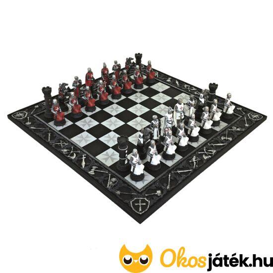 kézzel festett sakk készlet