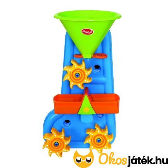 Vizimalom játék Gowi, tapadókorongos fürdőjáték (HA)