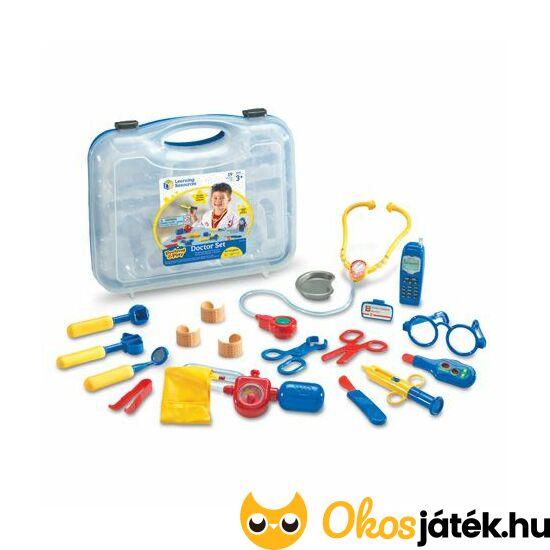 """Doktoros játék készlet - orvosi játék táska LER9048 (LR) """"Utolsó darabok"""""""