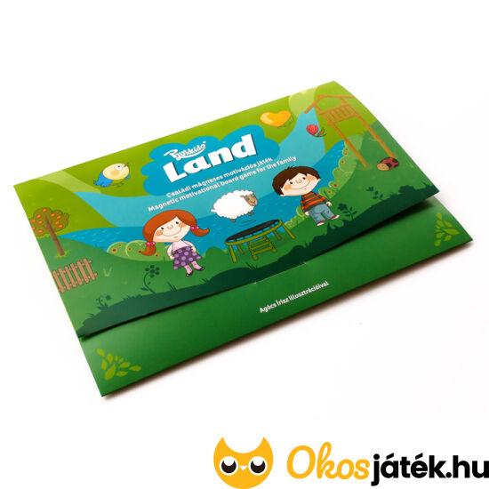 """LAND motivációs játék gyerekeknek (EG) """"Utolsó darabok"""""""