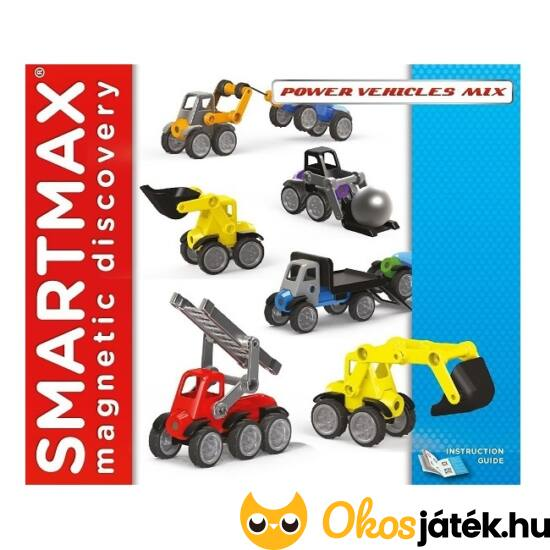 SmartMax Power Vehicle Mix - SMX303 (GA-R)