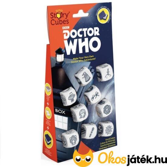 Sztorikocka - Doctor Who (GE)