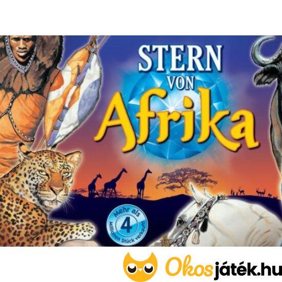 """Afrika csillaga - családi kalandjáték-társasjáték - Piatnik (PI) """"Utolsó darabok"""""""