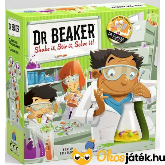"Dr. Beaker logikai - ügyességi társasjáték (GE) ""utolsó darabok"""