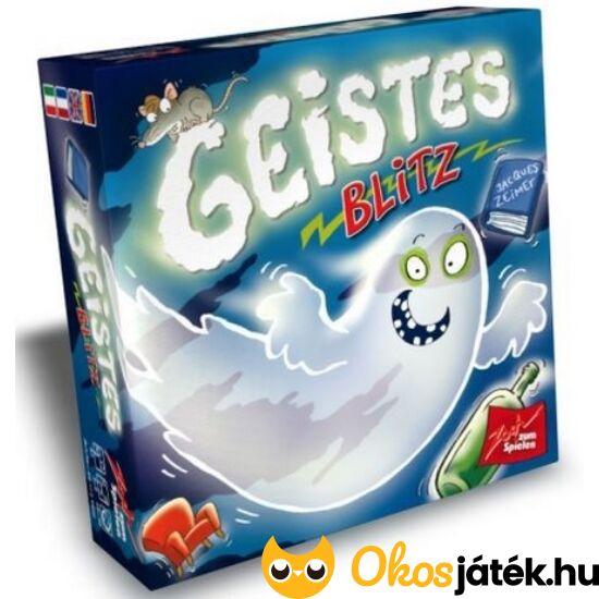 Geistesblitz - BLITZ, egy nagyon szellemes, vicces, kapkodós kártyajáték (GE)