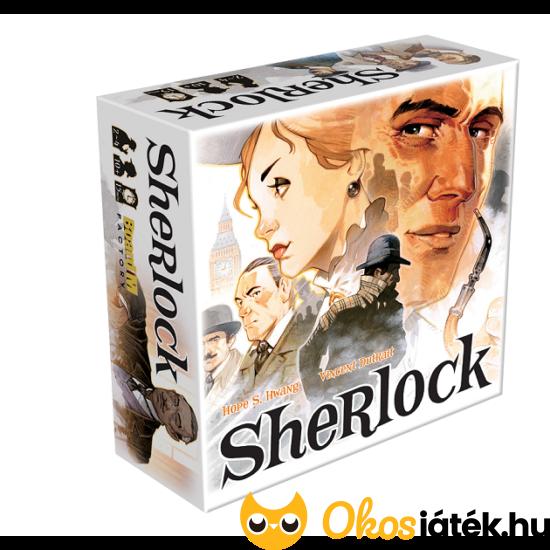 Granna - Sherlock társasjáték (GE)