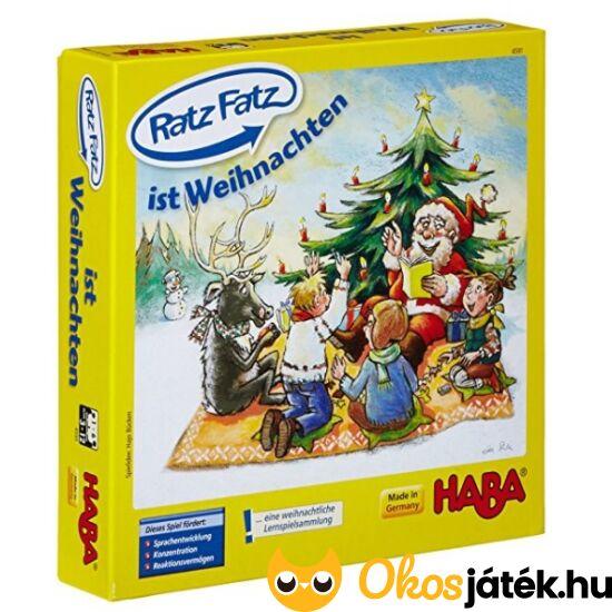 """HABA Ratz-Fatz karácsonyos, mesélős társasjáték  (HA) """"Utolsó darabok"""""""