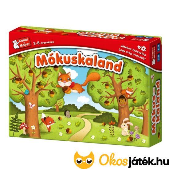 Mókuskaland társasjáték - Keller & Mayer (KM-11)