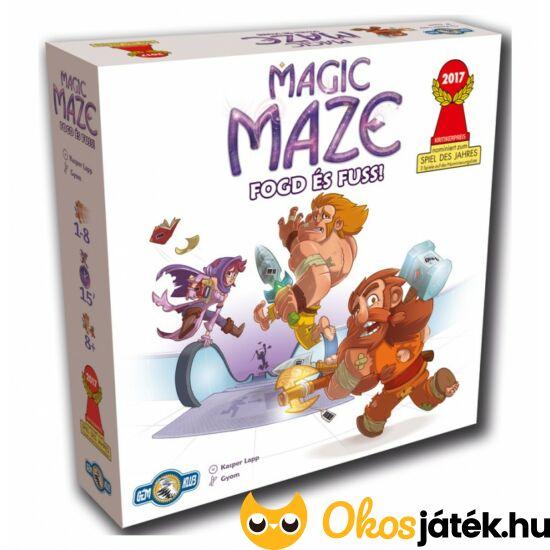 Magic Maze Fogd és Fuss! - GE NFT