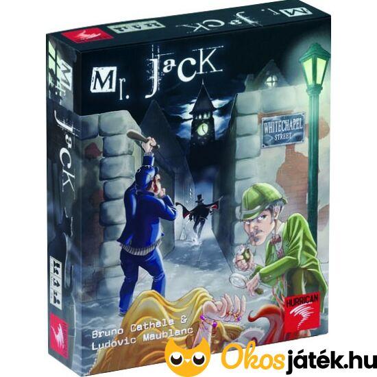 """Mr Jack in london - nyomozós, izgalmas társasjáték 2 főre (GE)  """"utolsó darabok"""""""