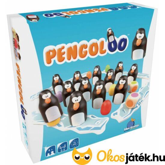 Pengoloo, pingvines társasjáték - memória játék gyerekeknek (GE)