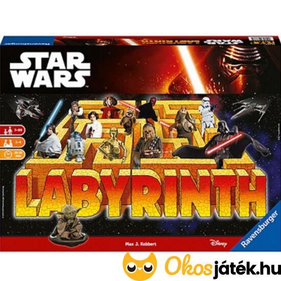 Star Wars labirintus társasjáték - Ravensburger 89874 (RE)