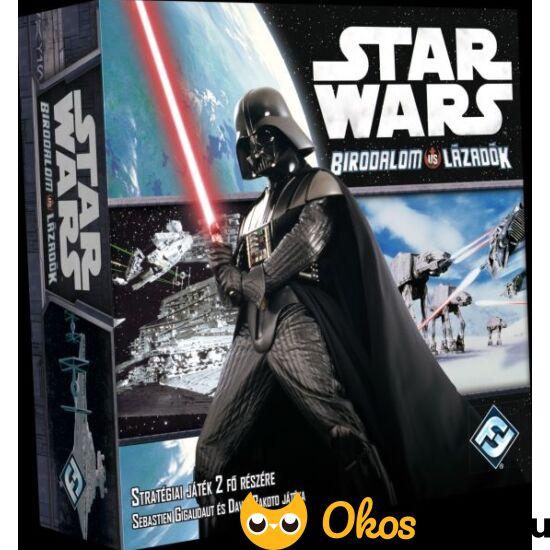 Star Wars kártyajáték - Birodalom vs Lázadók (GE)