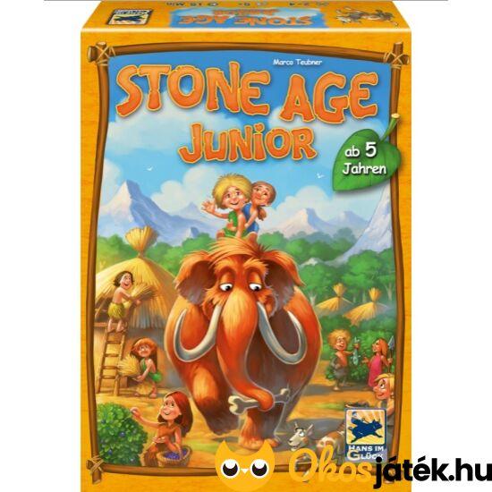 Stone Age junior társasjáték - Az év gyerekjátéka 2016-ban - GA