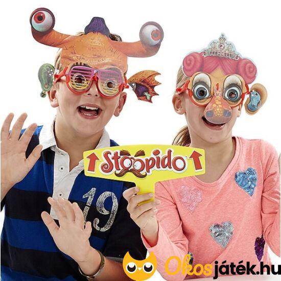 Stoopido társasjáték - Maszkra fel! - mókás társasjáték 98829 (RE)