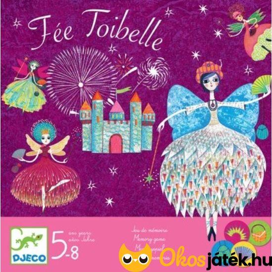 Gyönyörű tündér - Fée Toibelle - Djeco tündéres társasjáték lányoknak 8456 (BO)