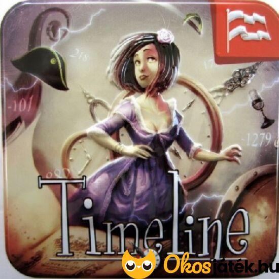 """Timeline Historical Events - Történelmi események - GE - """"utolsó darabok"""""""