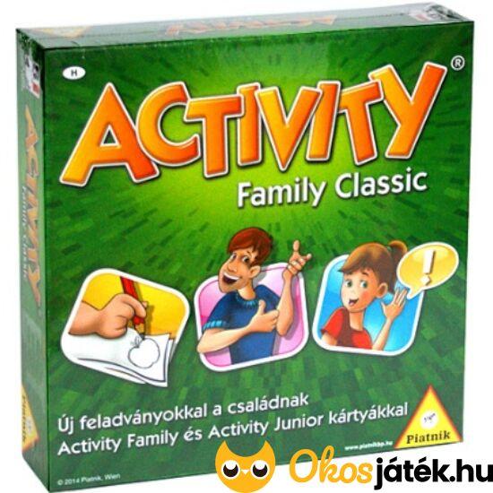Activity family classic - családi activiy társasjáték (8 évtől) (PI)