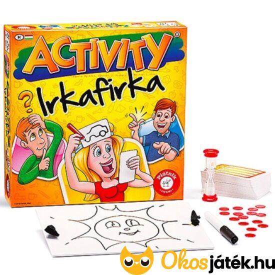Activity Irkafirka társasjáték (PI)