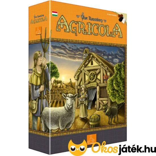 """Agricola társasjáték - új, """"hobby"""" változat - GA """"utolsó darabok"""""""