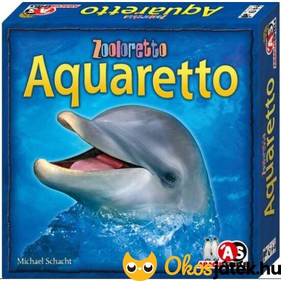 "Aquaretto társasjáték (GE) ""Utolsó darabok"""