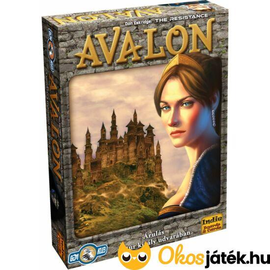 Avalon társasjáték (GE)