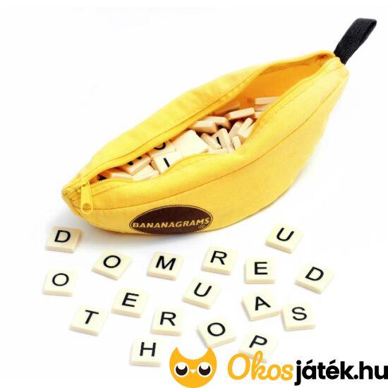 Bananagrams, a villámgyors betűkirakó szójáték társasjáték (PI)