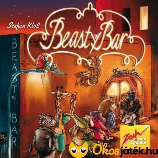 Beasty Bar társasjáték - kártyajáték (SI)