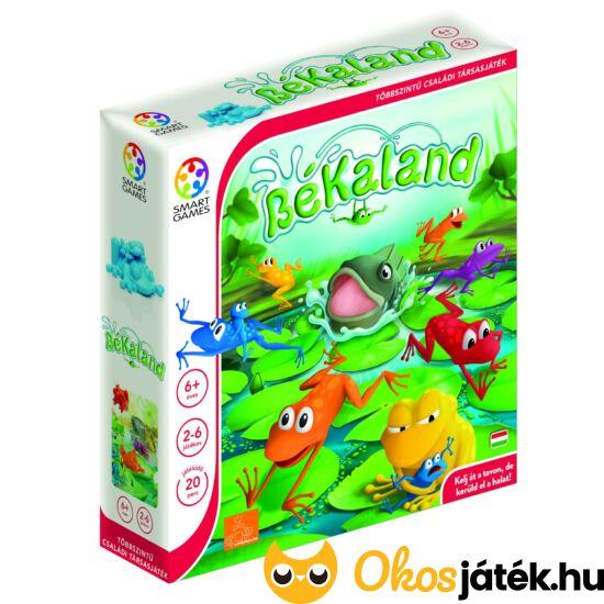 békaland froggit társasjáték smart games
