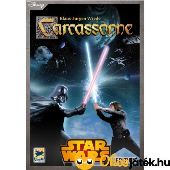 Carcassone Star Wars társasjáték (GE)