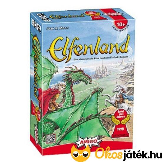 """Elfenland társasjáték (PI) """"Utolsó darabok"""""""