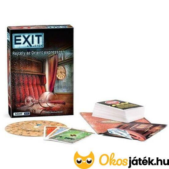 Exit 7. - Rejtély az Orient Expresszen - PI