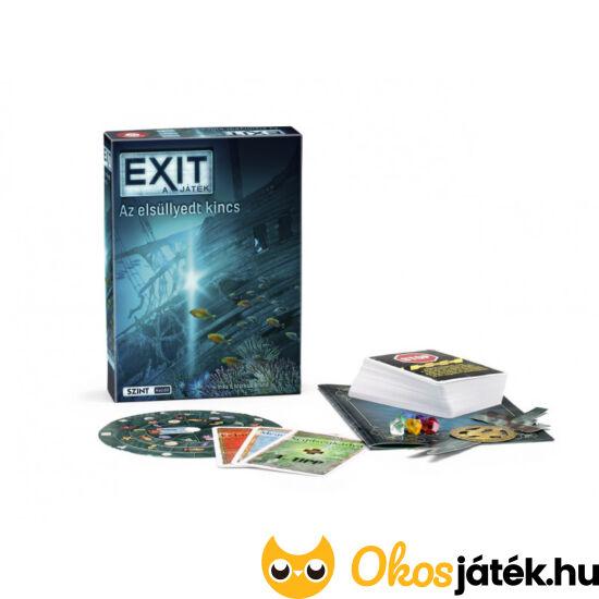 Exit 8. - Az elsüllyedt kincs - PI