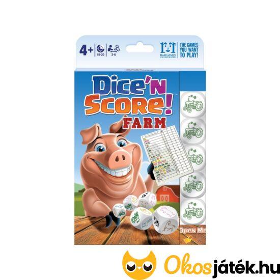 Farm Yatzy - Állatos kockapóker játék (RE)