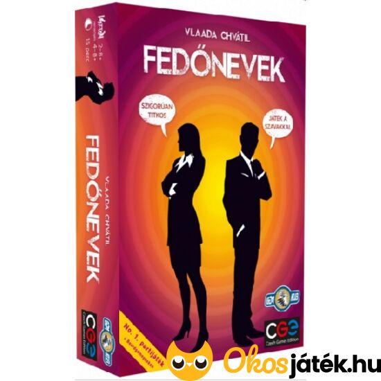 fedőnevek társasjáték codenames magyar kiadás
