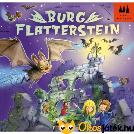 Flatterstein vára társasjáték - Drei Magier Spiele (GE)