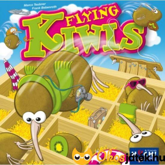 Flying Kiwis ügyességi társasjáték