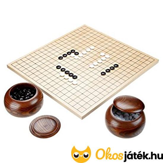 Go szett, Go Kínai játék 48*45cm - Philos Go & Go - PG 3220