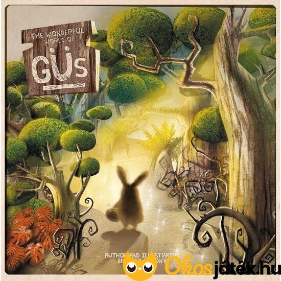 GÜS - Gük csodálatos világa - Marbushka társasjáték (MA)