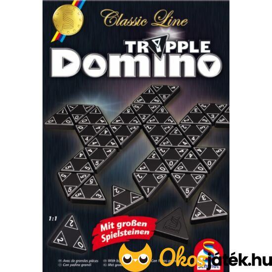 Triominos (tripple) háromszög dominó játék (GA)