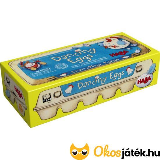 Haba tojástánc - vicces, tojásos zsúr vagy családi társasjáték (HA)