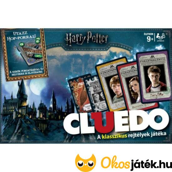 Harry Potter Cluedo - BON  NFT