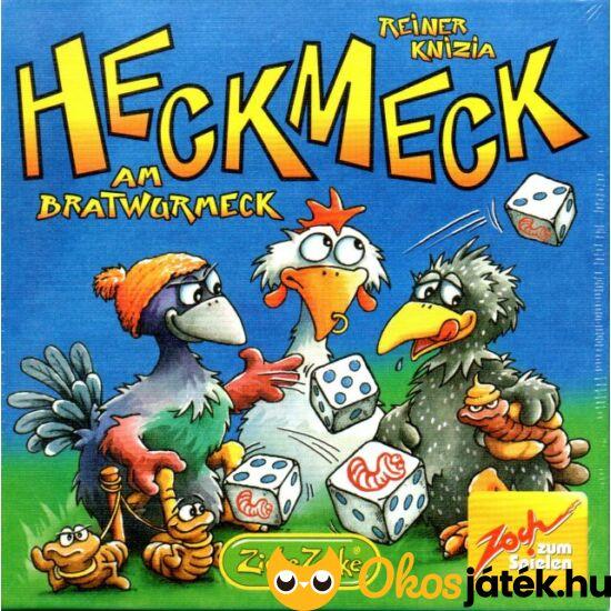 Kac Kac kukac - Heckmeck társasjáték (SI)