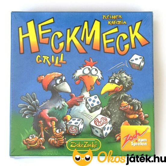 Kac Kac kukac - Heckmeck társasjáték