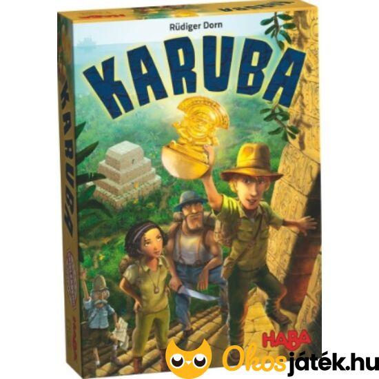 Karuba - Haba kincskereső társasjáték - HA