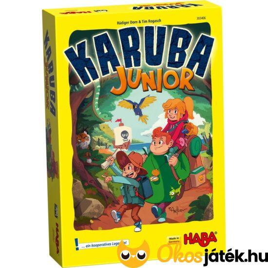 Karuba JUNIOR társasjáték kisebbeknek (HA)