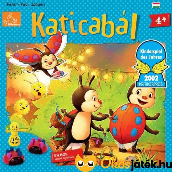 Katicabál / Maskenball der Käfer év gyerekjátéka 2002-ben, új kiadásban (GA)