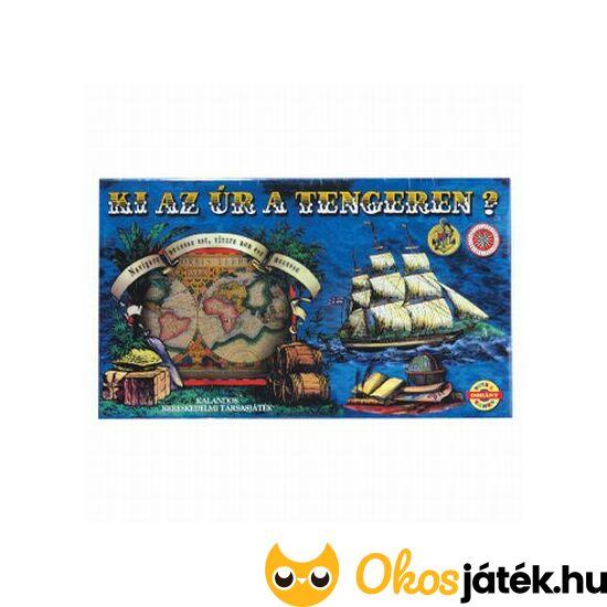 Ki az úr  a tengeren? társasjáték 71841 (FOL)