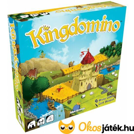 Kingdomino társasjáték év családi társasjátéka 2017-ben (GE)